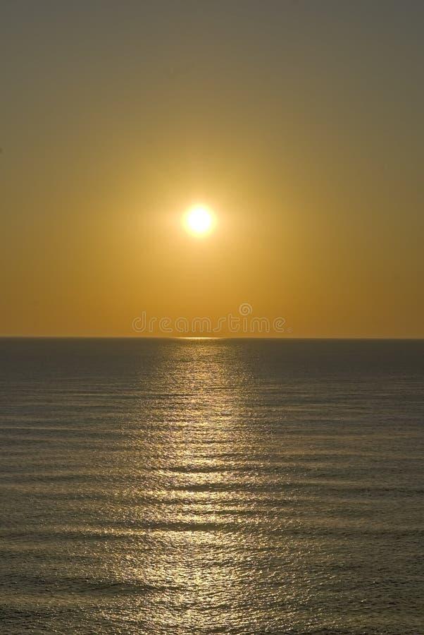 De Zwarte Zee Dawn stock afbeeldingen
