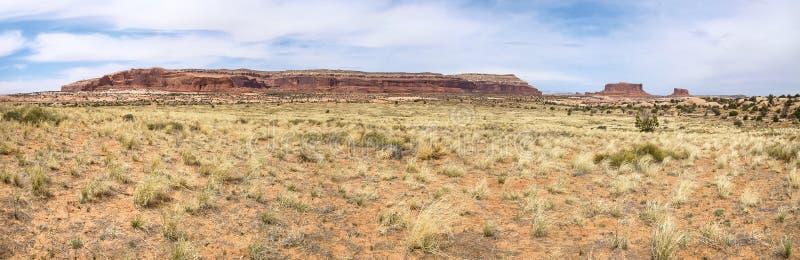 Dead Horse Point, Colorado river, Utah, USA. royalty free stock photos