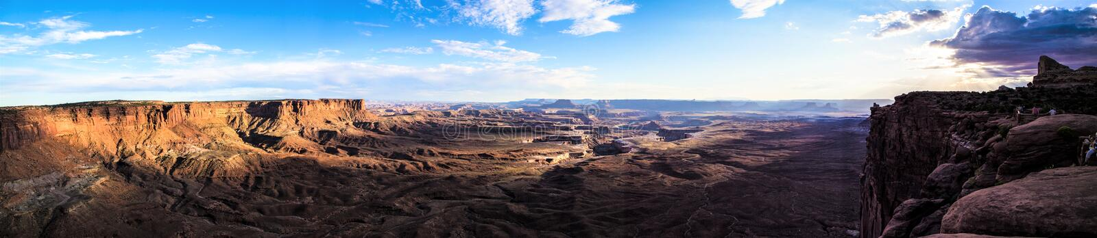 Dead Horse Point stock image