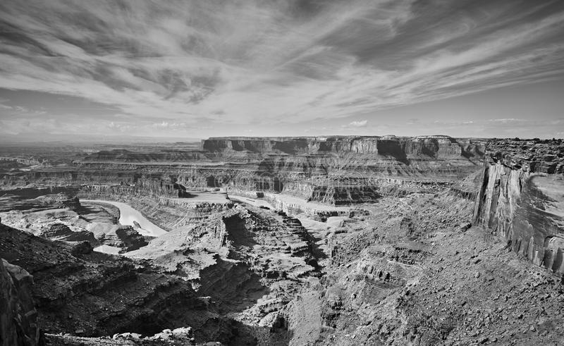 Dead Horse Point State Park, Utah, USA. royalty free stock photos
