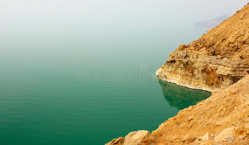 Dead sea royalty free stock photography