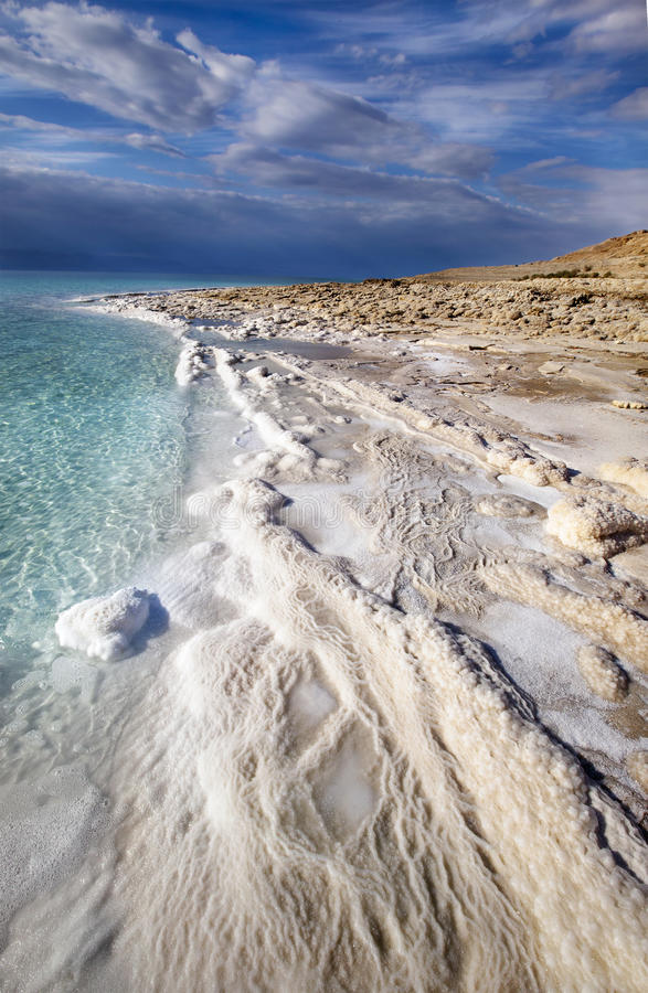 Free Dead Sea Royalty Free Stock Images - 24077659