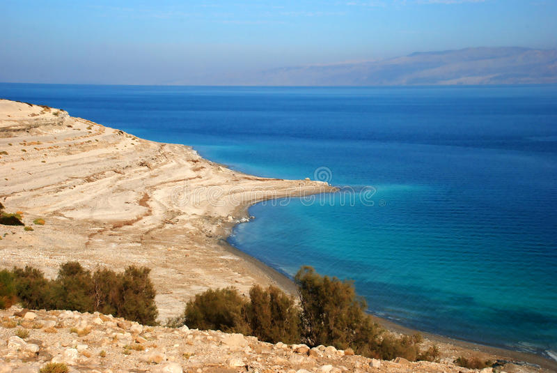 Download Dead Sea Coastal Line stock image. Image of dead, israel - 9787045