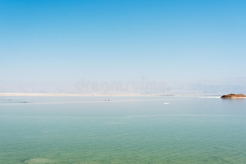 Dead sea, Israel. stock photography