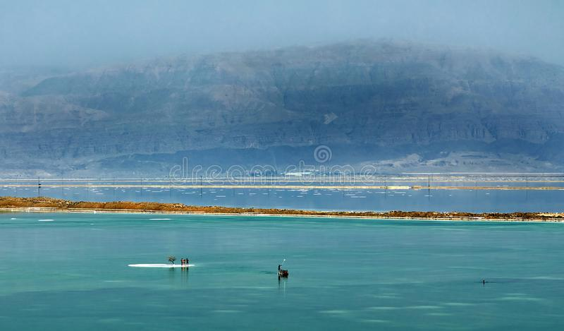 Dead Sea, is a salt lake bordering Jordan to the north, and Israel to the west. Its surface and shores are 430.5 metres 1,412 ft below sea level, palestine stock photos