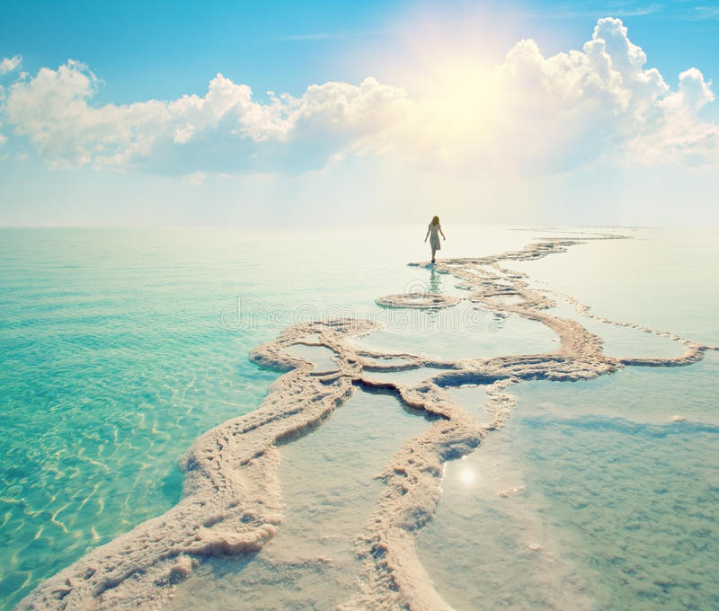 Download Dead Sea Stock Photo - Image: 40899743