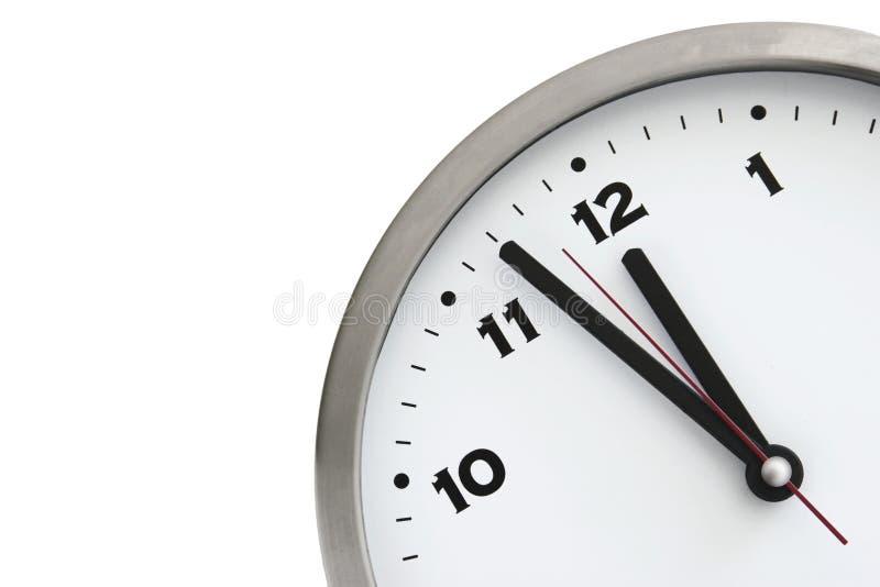 Deadline stock image