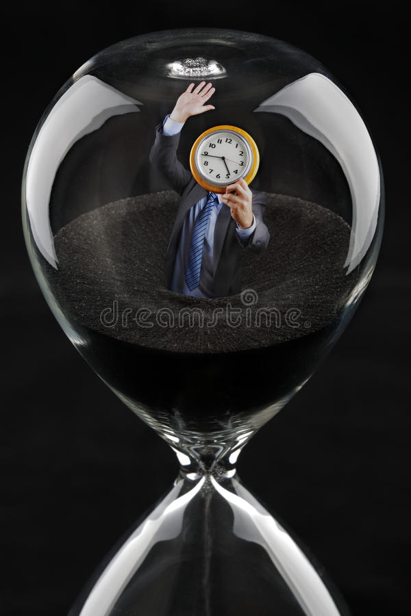 Download Deadline stock photo. Image of clock, ideas, space, glass - 26821828
