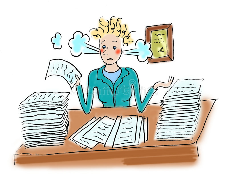 Download Deadline stock illustration. Image of business, multi - 8714275