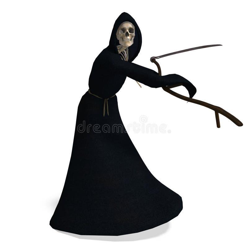 deadly жнец бесплатная иллюстрация