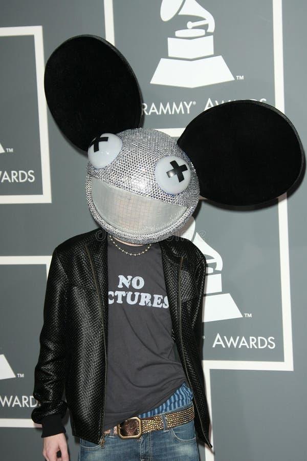 Deadmau5 zdjęcie stock