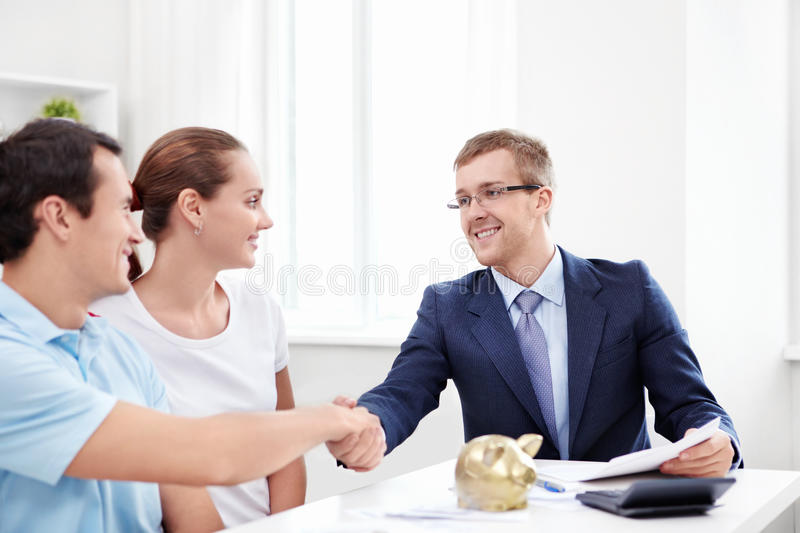 Deal stock photography