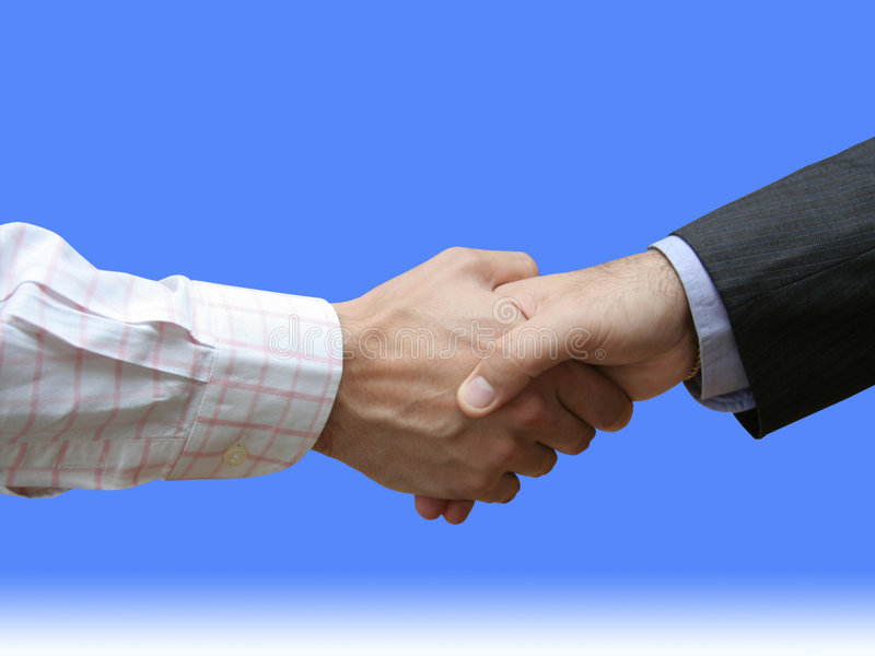 The deal. In the new company stock image