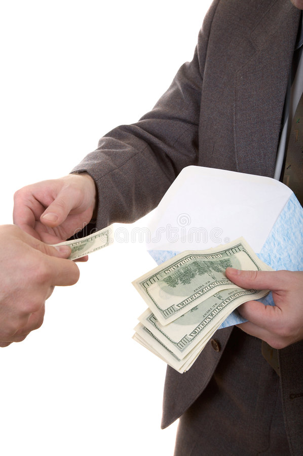 Download Deal stock image. Image of real, money, nail, isolated - 3955691