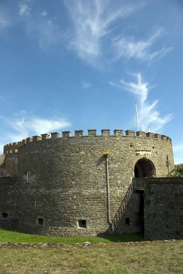 Download Deal Castle stock photo. Image of bridge, battle, history - 20661432