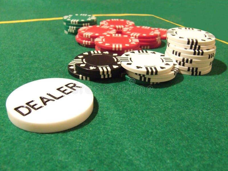 The Dealer stock photos