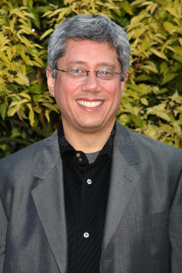 Dean Devlin. Arriving Saturn Awards 2009 at the Castaways in Burbank, CA on June 24, 2009 royalty free stock photo