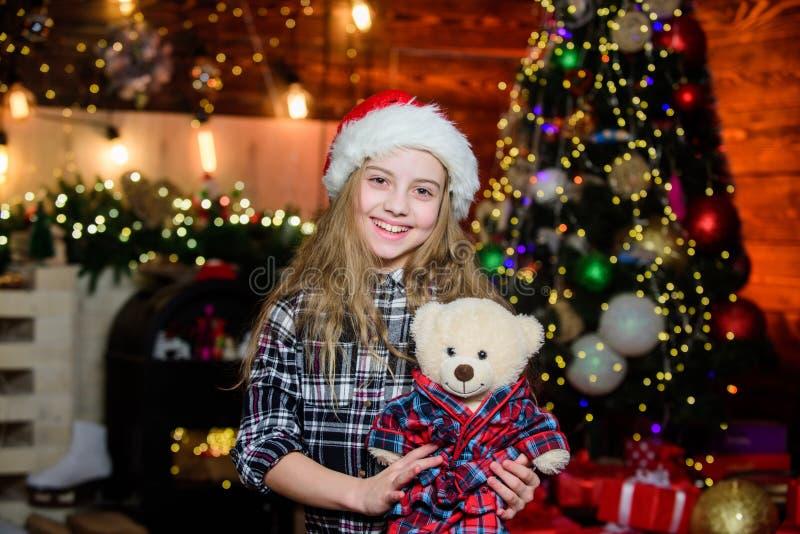 Dear santa. Santa little girl. Winter. Winter holiday party. New year holiday. Winter party. Happy new year. Xmas party royalty free stock image