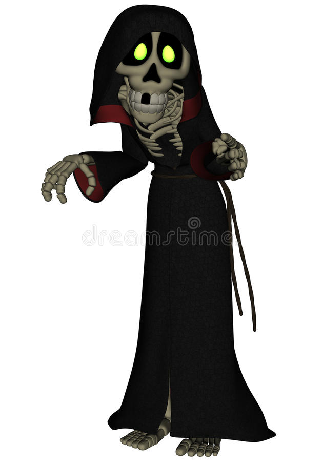 Death Is Coming For YOU! Stock Photography