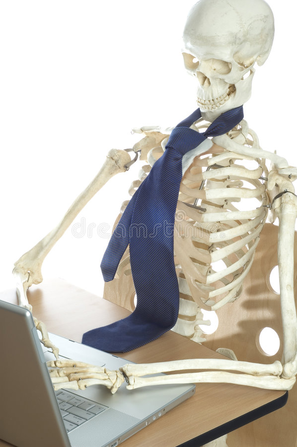Download Death by Overwork 3 stock photo. Image of overwork, death - 82866