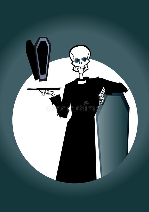 Death series - coffin