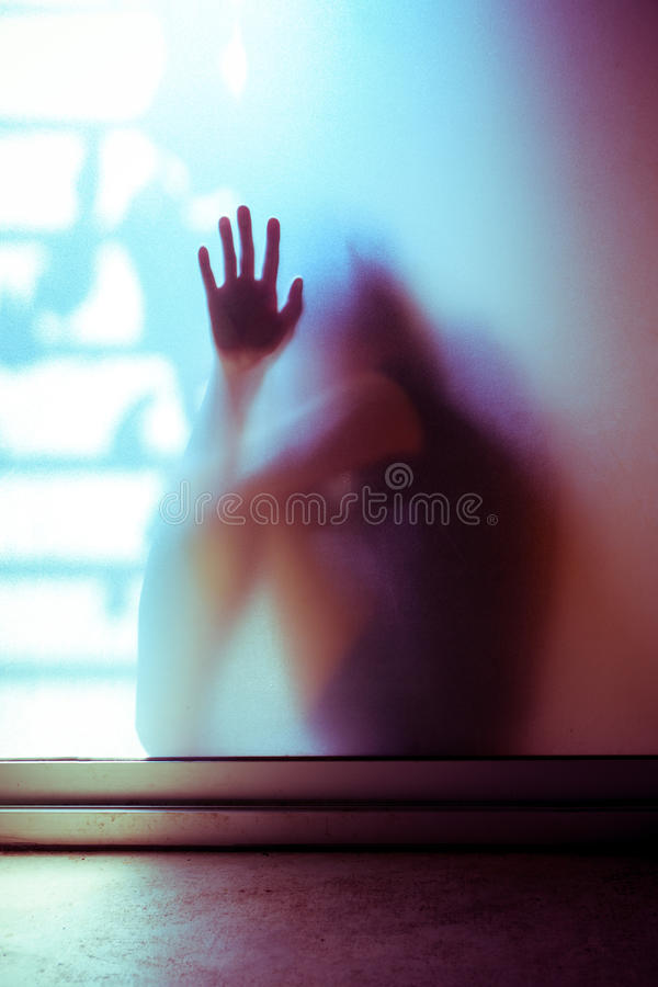 Death of an unborn child concept. The death of an unborn child concept stock photos