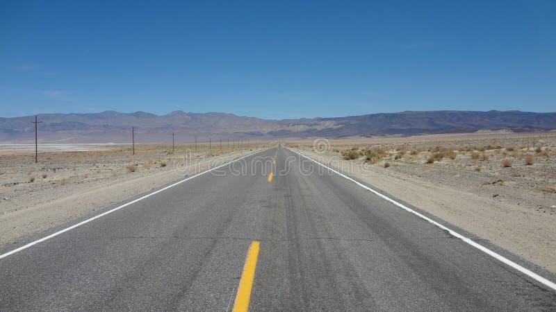 Death Valley royaltyfri bild