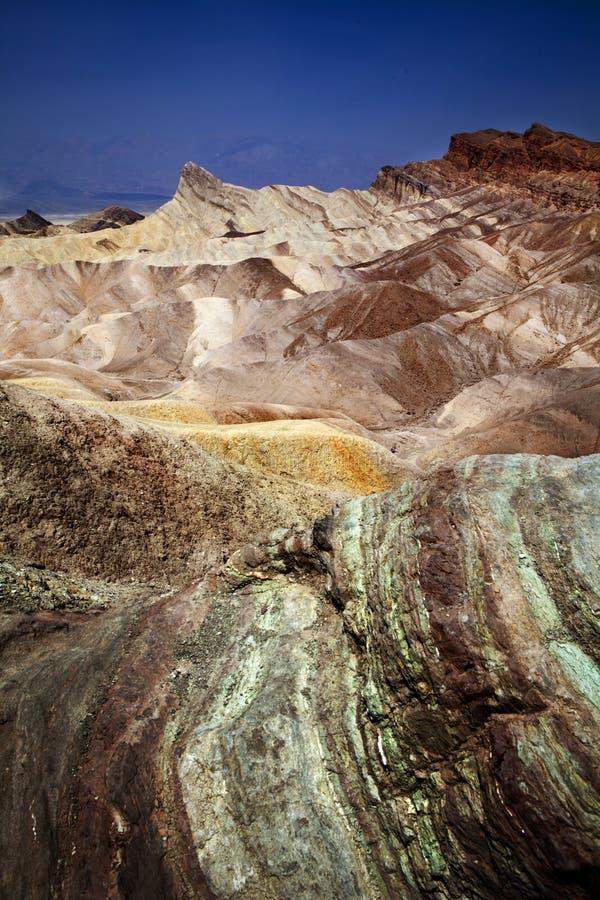 Death Valley imágenes de archivo libres de regalías