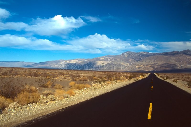 Death Valley royalty free stock images