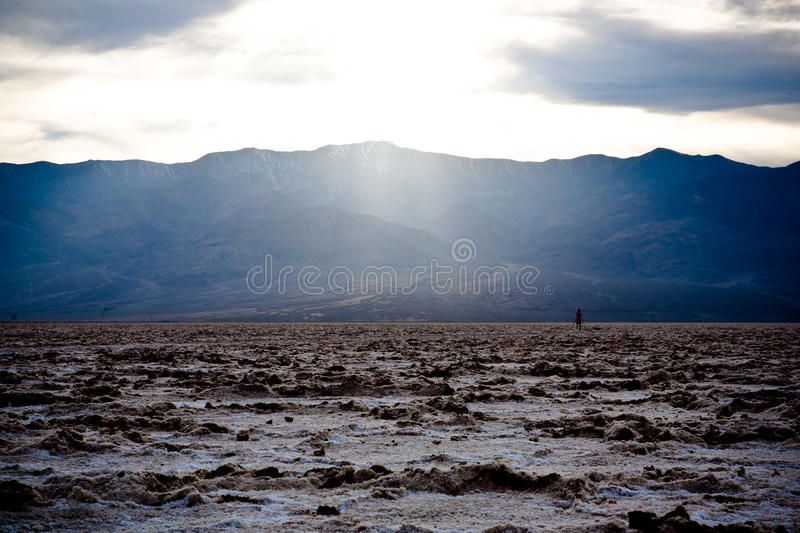 Death Valley stockbild