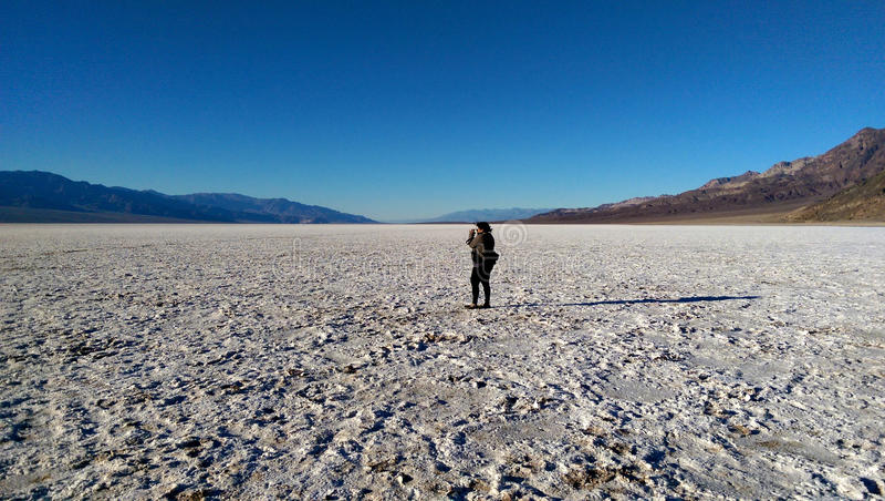 Death Valley imagem de stock royalty free