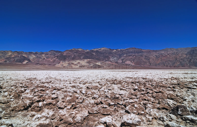 Download Death Valley imagen de archivo. Imagen de afuera, diablo - 7286259