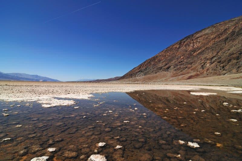 Download Death Valley foto de archivo. Imagen de desierto, cubo - 7286636