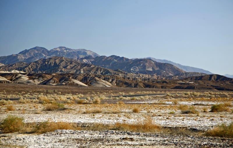 Death Valley fotografía de archivo
