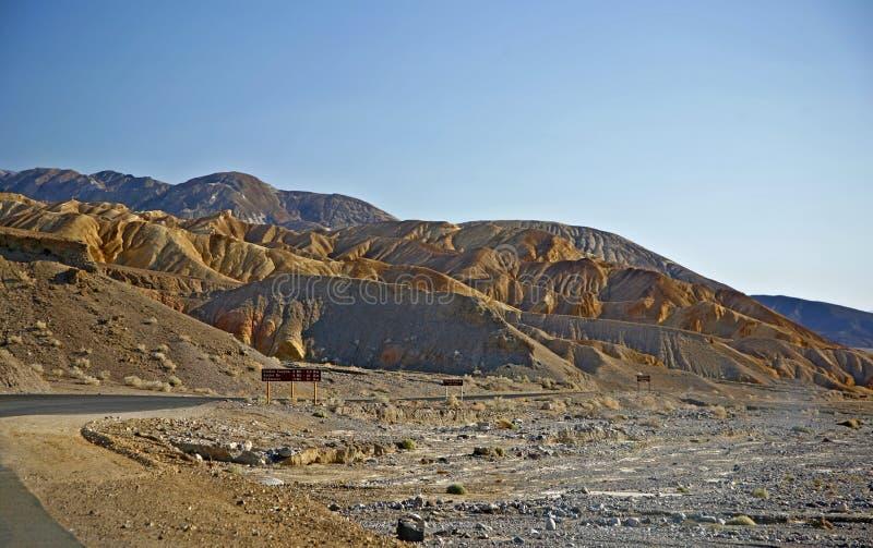Death Valley imagen de archivo