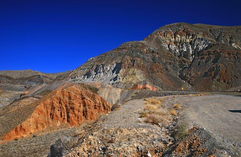 Death Valley fotografía de archivo libre de regalías