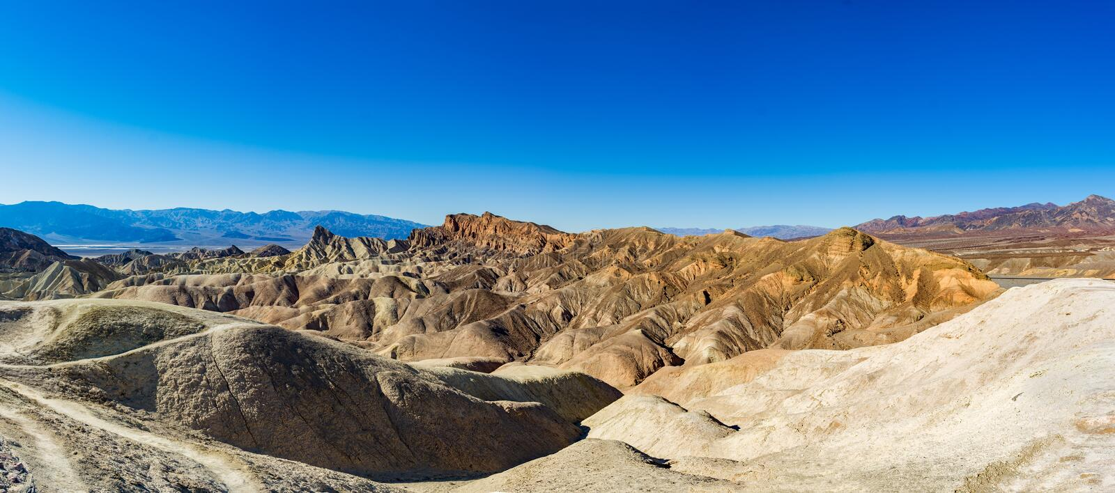 Death Valley fotografie stock