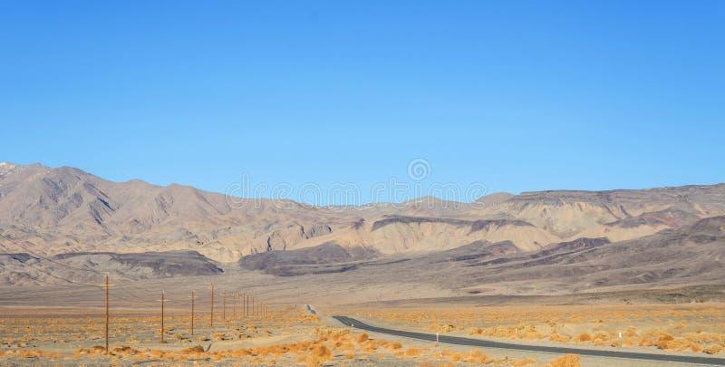 Death Valley, CA lizenzfreie stockfotografie