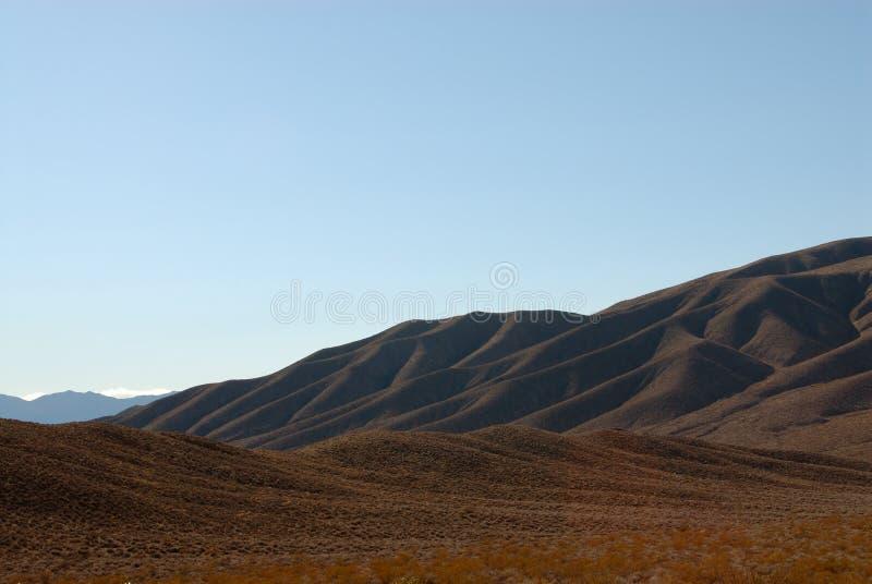 Death Valley in California fotografia stock libera da diritti