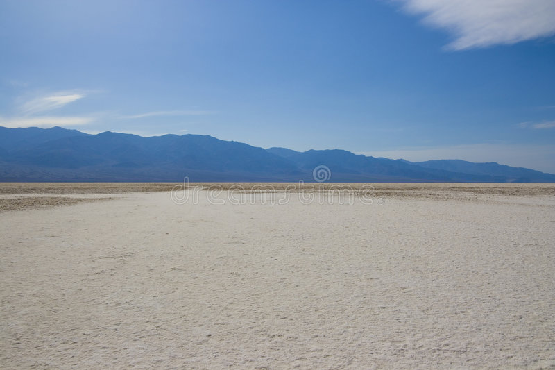 Death Valley in California royalty free stock photography