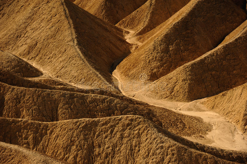 Death Valley California Stock Photo