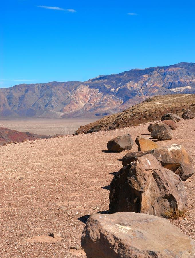 Death Valley, California, S.U.A. immagini stock
