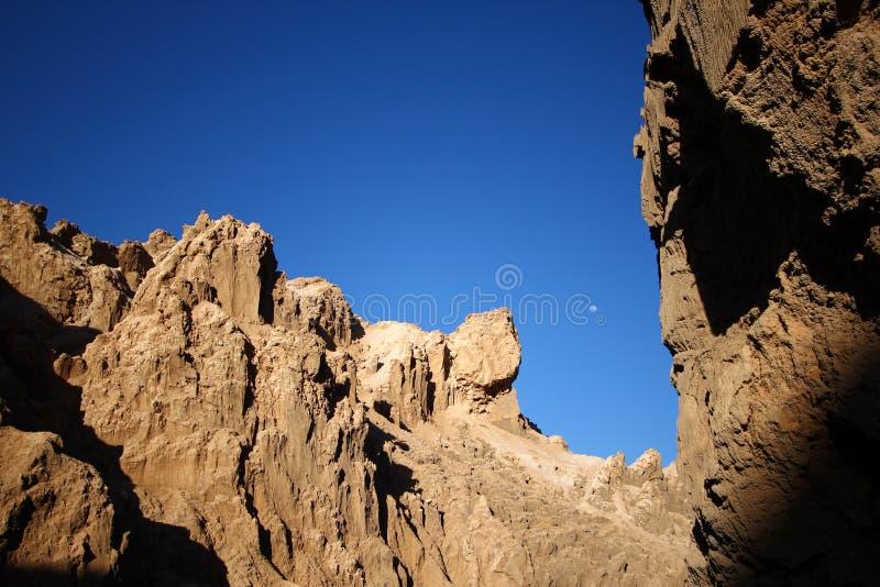 Death Valley (Chile) foto de archivo libre de regalías