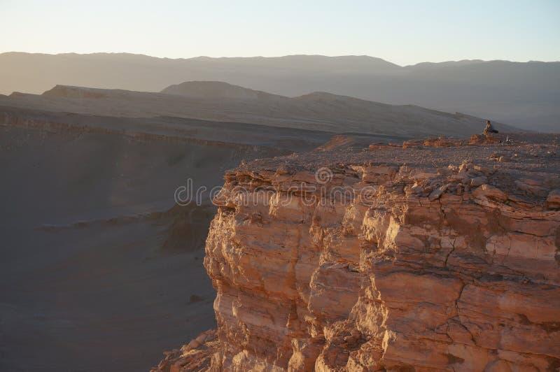 Death Valley, deserto di Atacama, Cile fotografia stock libera da diritti
