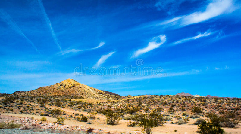 Death Valley deset royalty free stock image
