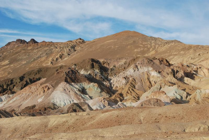 Death Valley, la Californie. photo libre de droits