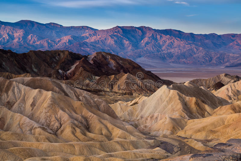 Death Valley National Park. In California royalty free stock photos