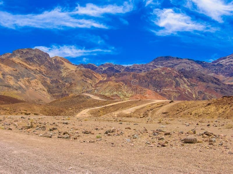 Death Valley Nevada imagenes de archivo