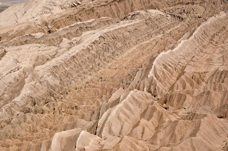 Death Valley (o Chile) imagem de stock royalty free