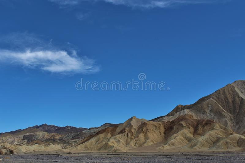 Death Valley, USA stock image